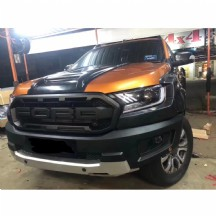 Ducki Ford Ranger 2015 sonrası T7 Raptor Wide Body Kit Dodik