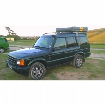 Landrover Discovery 2  Sol Snorkel